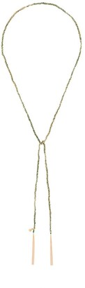 Carolina Bucci 18kt yellow gold Lucky necklace