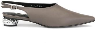 YUUL YIE Lina slingback sandals