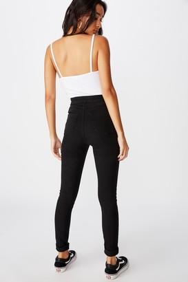 Supre Short Leg Super Skinny Sky High Jean