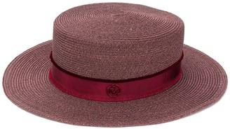 Maison Michel Kiki straw hat