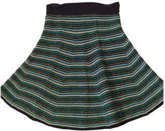 Manoush Green Skirt for Women