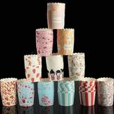 Ancdream Medium Size Greaseproof Cupcake Paper Liners No Muffin Pan Needed Cupcakes Papers