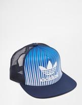 Adidas Originals Mezcla Trucker Cap Ao3186 - Blue