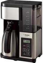 Zojirushi Fresh Brew Plus Thermal Carafe Coffee Maker in Black and Stainless Steel