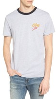Obey Men's Careless Whispers Premium Graphic T-Shirt