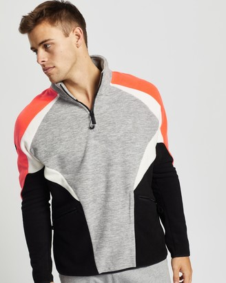 Superdry Crafted Casuals Polar Overhead Sweat