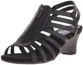 Aerosoles Women's Half Dozen Wedge Sandal