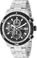Invicta 17439 Men's Specialty Chronograph Stainless Steel Dial Watch