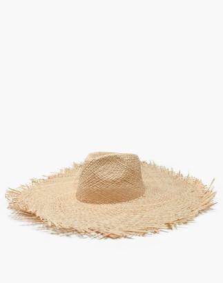 Madewell WYETH Raffia Straw Sienna Hat