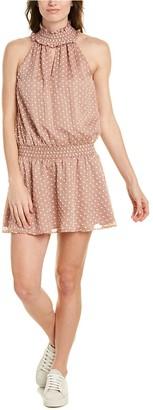 Amanda Uprichard Kimmie Drop Waist Dress