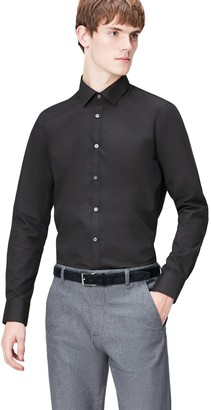 Amazon Brand - find. Men's Silm Fit Formal Shirt