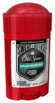 Old Spice Hardest Working Collection Sweat Defense Bolder Bearglove Antiperspirant & Deodorant - 2.6oz