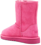 UGG Classic Genuine Sheepskin Lined Boot (Little Kid & Big Kid)