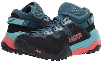 Hoka One One Sky Arkali (Dragonfly/Aqua Haze) Women's Running Shoes