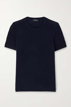 Theory Cashmere Sweater - Midnight blue