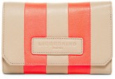 Liebeskind Berlin Elisa Striped Leather Wallet