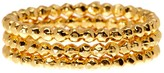 Gorjana Marlow Beaded Ring Set - Size 8