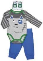 Vitamins Baby Baby Boy Graphic Bodysuit
