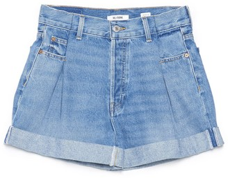 RE/DONE Zoot Denim Shorts
