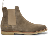 Common Projects Chelsea Suede Boots