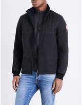 Canada Goose Jericho down-filled shell bomber jacket