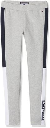 Tommy Hilfiger Girl's Tommy Logo Legging Sweatshirt