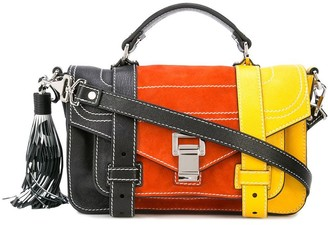 Proenza Schouler Colorblock PS1+ Tiny