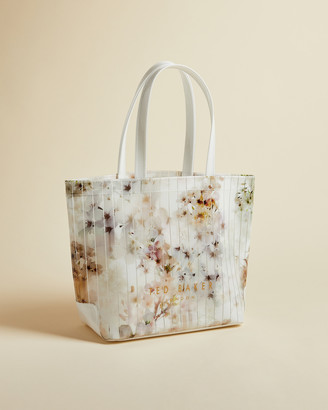 Ted Baker SAZICON Vanilla small icon bag