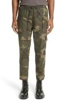 Ovadia & Sons Men's Tribeca Camo Cargo Pants