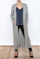 Love Stitch Sweater Duster