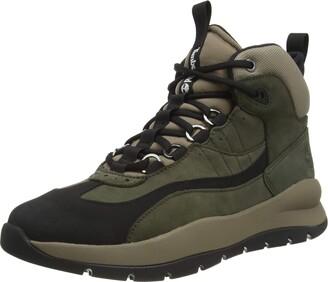 Timberland Men's Boroughs Project Waterproof Mid Chukka Boots