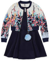 Knitworks Knit Works Jacket Dress Girls