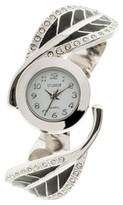 Studio Time Women's Studio Time® Bangle Watch - Silver