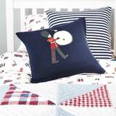 The White Company Soldier Knitted Cushion Cover
