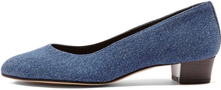 American Apparel Leslie Pump Shoe
