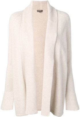N.Peal Open Front Cardigan