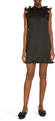 Marc Jacobs The Pleated Minidress