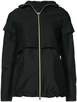 Herno hooded jacket - women - Polyamide/Polyester/Spandex/Elastane/Acetate - 40