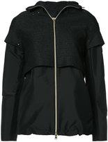 Herno hooded jacket - women - Polyester/Polyamide/Spandex/Elastane/Acetate - 40