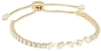 Adriana Orsini Gold-Plated Silver & Cubic Zirconia Tivoli Bracelet