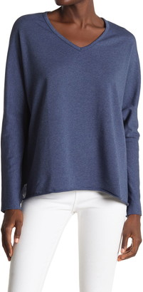 Frank And Eileen Knit V-Neck Pullover Sweater