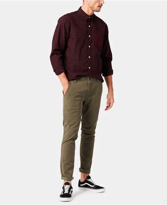 Dockers Men Downtime Smart 360 Flex Skinny-Fit Performance Stretch Khaki Pants