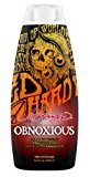 Ed Hardy Obnoxious Extreme Bronzer Tingle Tanning Lotion 10 oz.