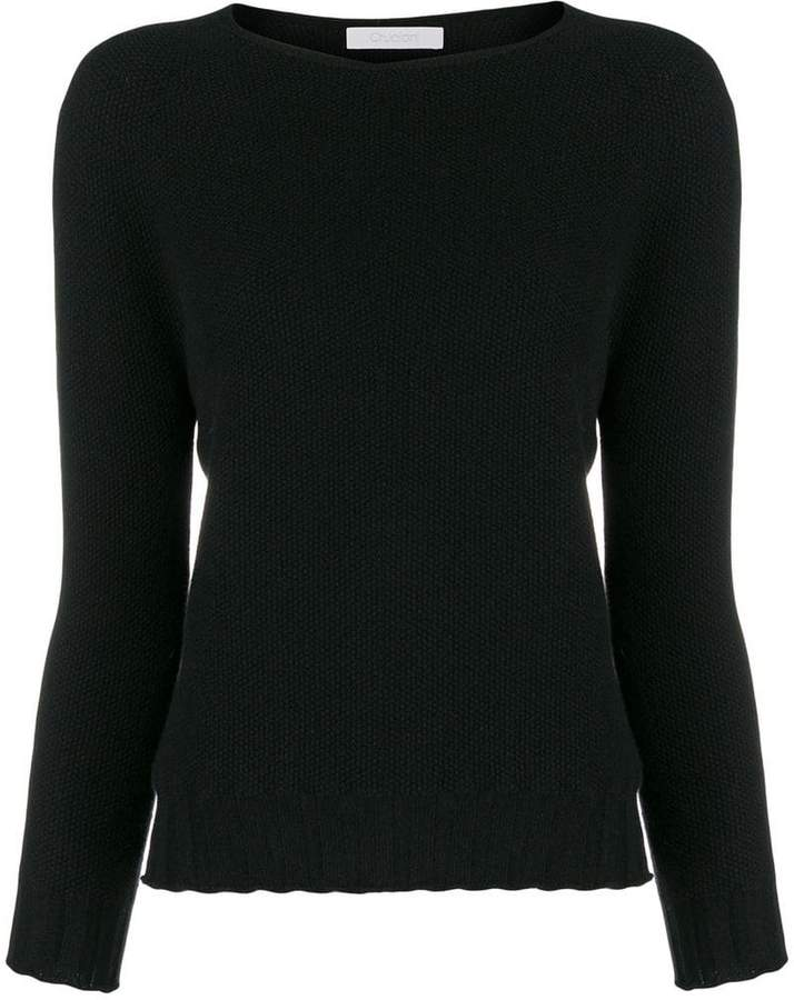 Cruciani long sleeved sweater