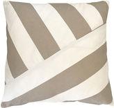 Kim Salmela Marina 20x20 Outdoor Pillow, Tan