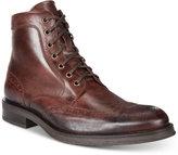 Kenneth Cole Reaction Men's Brace Wingtip Boots