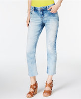 INC International Concepts Curvy Cropped Skinny Jeans, Created for Macy's