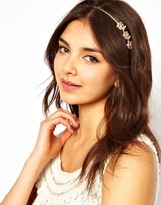 Talullah Tu Multi Butterfly Crystal Hairband