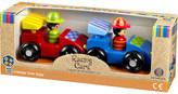 Orange Tree Toys Wooden racing car set