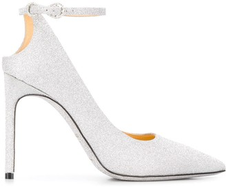 Giannico Infinity Pointed Pumps
